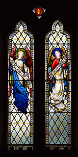 two angels: 'absent from the body to be present with the Lord' | by Simon_K