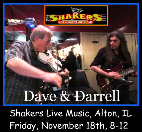Dave & Darrell 11-18-16