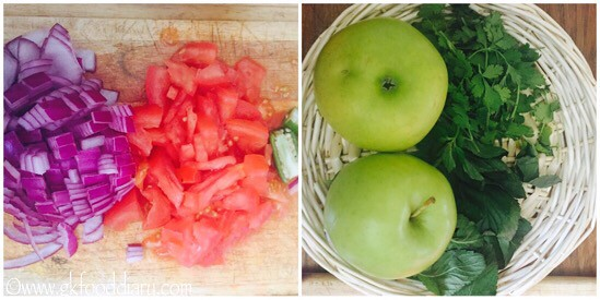 Apple Rice Recipe for Toddlers and Kids - step 2