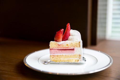 White Chantilly Cake Recipe