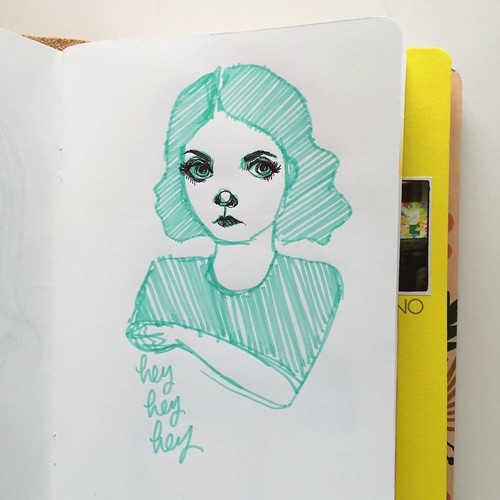sketchbook | by How To Make Art