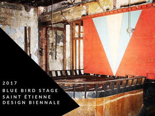Blue Bird Stage Rebuild 2016