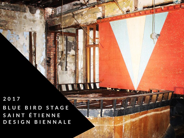 Blue Bird Stage 2017