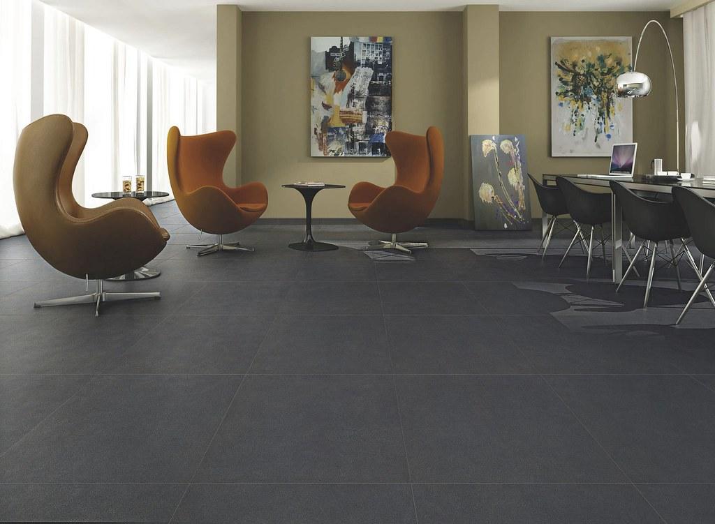 Piastrella pavimento gres porcellanato opaca tinta unita u flickr