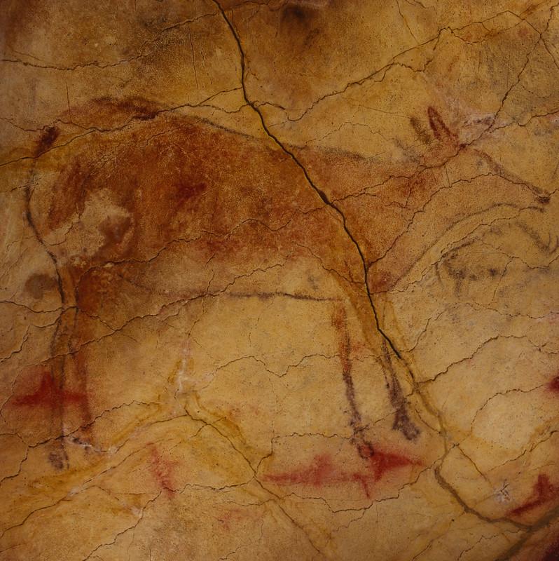 Cueva de Altamira - Pré História