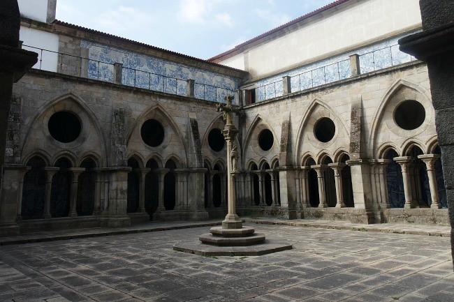 Porto - Sé do Porto e chiostro interno (6)