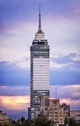 torre latinoamericana the torre latinoamericana is a