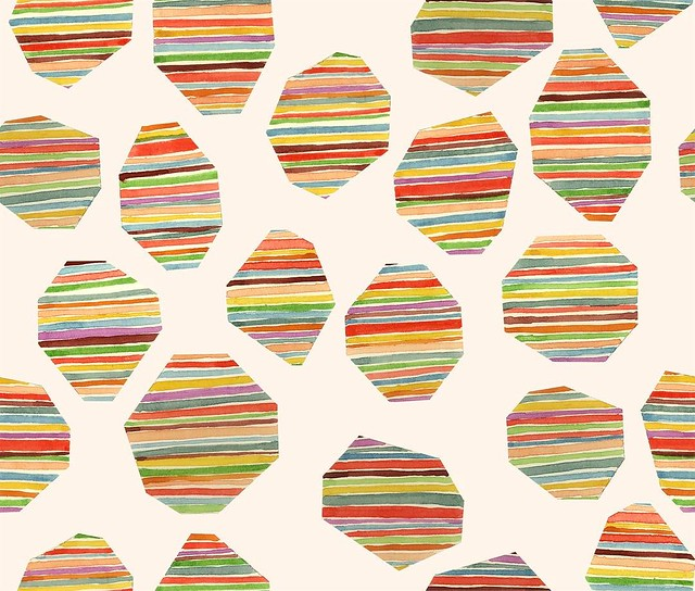 Good morning and happy Friday! My first repeating #pattern for this #patternjanuary.