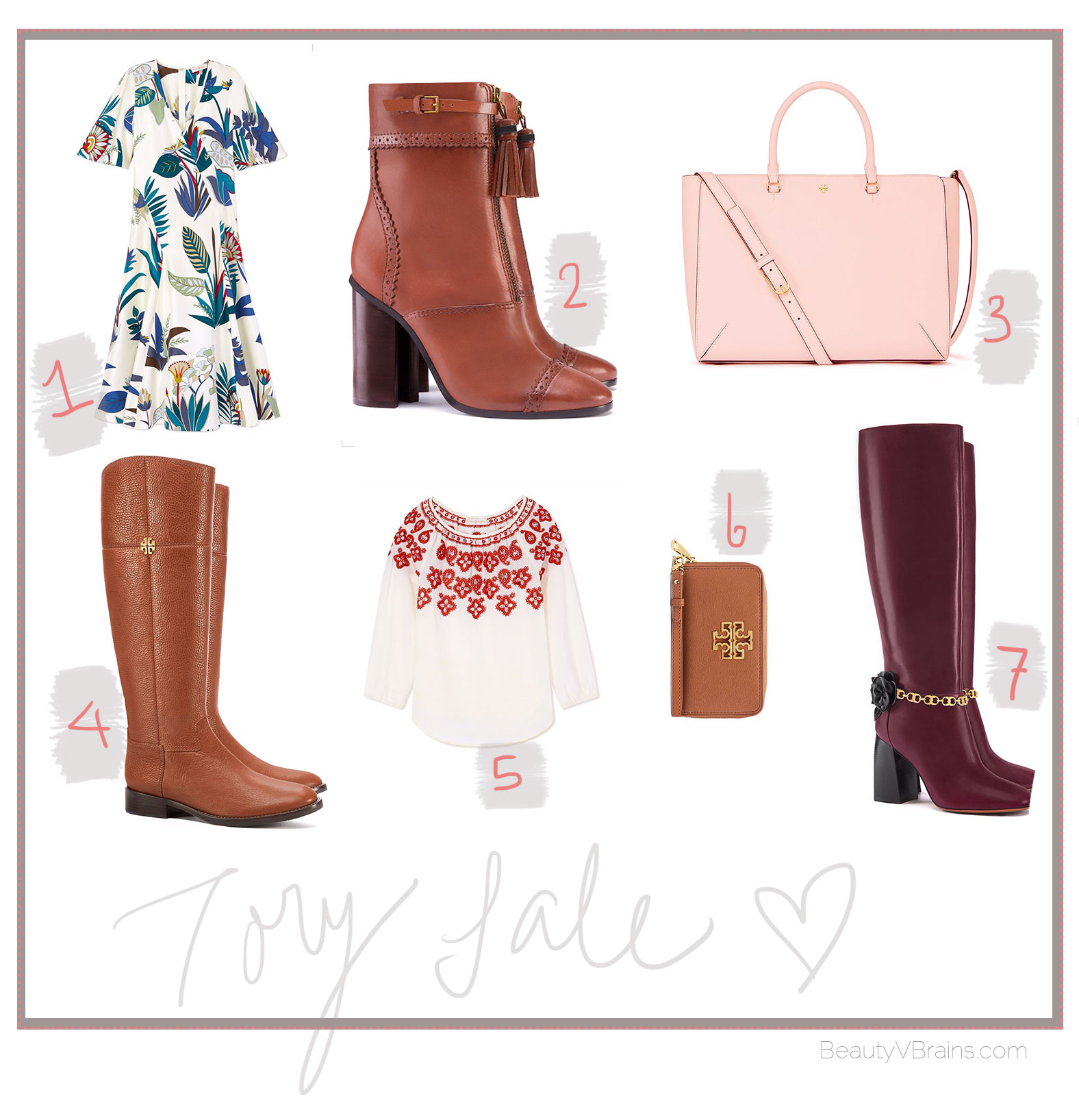 Tory Burch fall 2016 sale