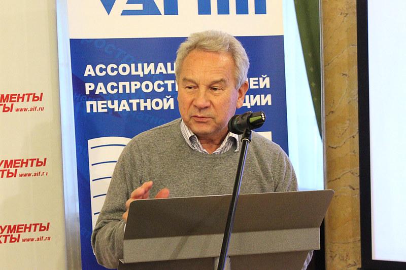 Анатолий Горбунов, Ассоциация книгораспространителей независимых государств