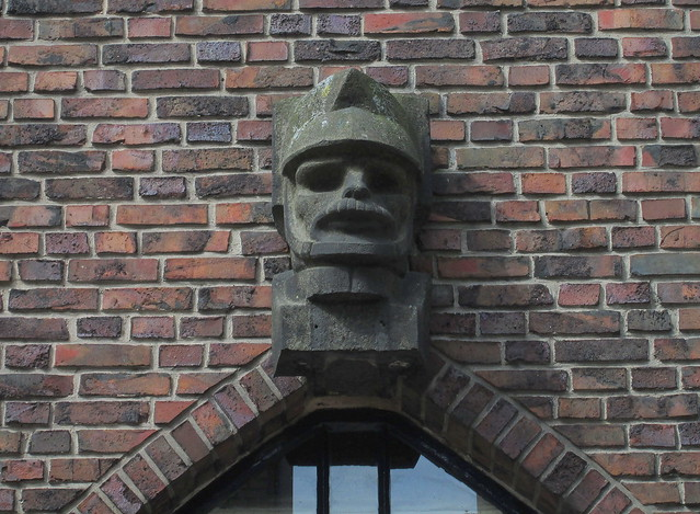 Art Deco Cinemas, Groningen Detail