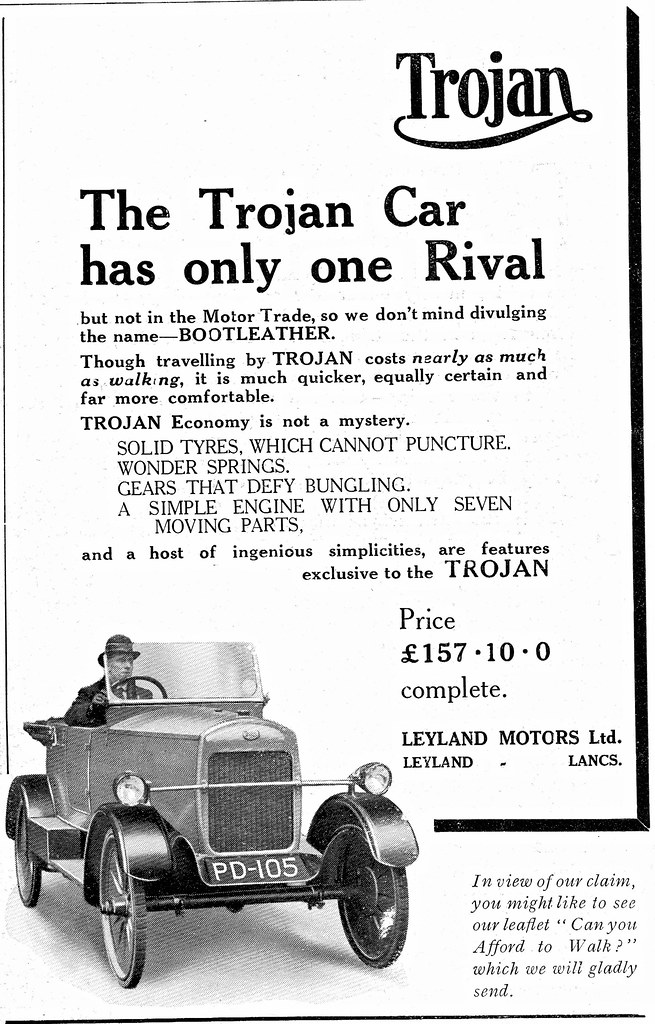 1924 Trojan Car - by aldenjewell 1924 Trojan Car - by aldenjewell