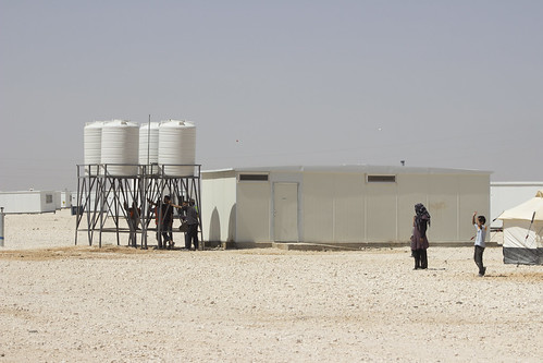 Al Zaatari Refugee Camp | by World Bank Photo Collection
