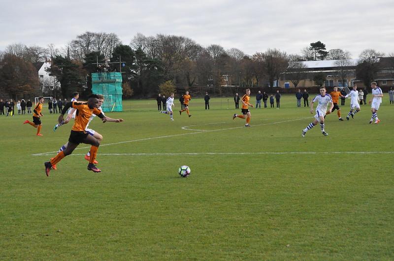 Wolverhampton U18s v Newcastle U18s