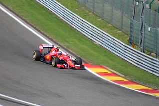 Belgian GP Day 2 | by RachelC