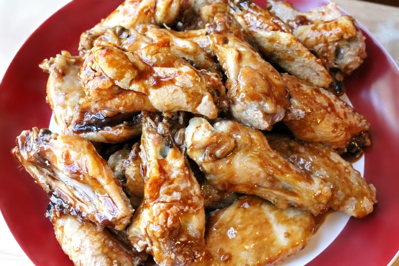 Sweet & Savory Wing Sauce