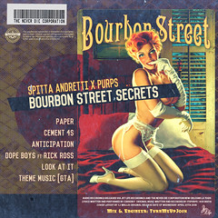Bourbon Street Secrets (Back)
