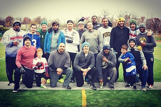 The Annual Thanksgiving Day Turkey Bowl 2016. The best way to kick-off the holiday season. See you all at the Christmas Bowl next month. | by danzelikman