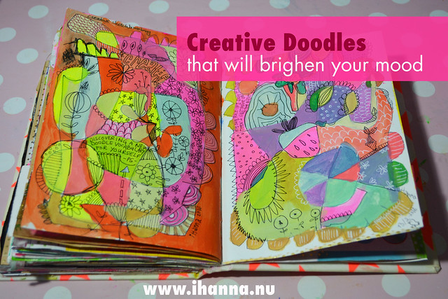 Creative Doodles that will Brighten your Mood - blog post by @ihanna