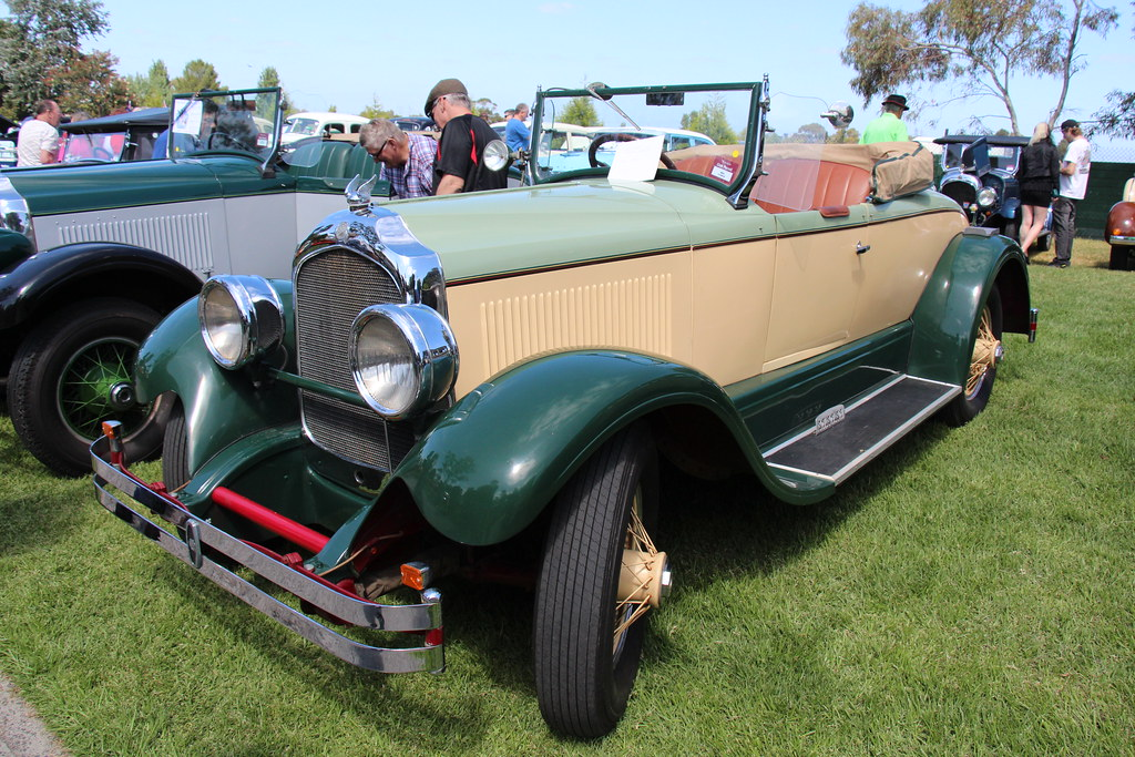 1927 chrysler roadster