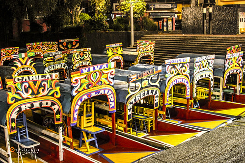 Xochimilco México | by f2 Media Photo
