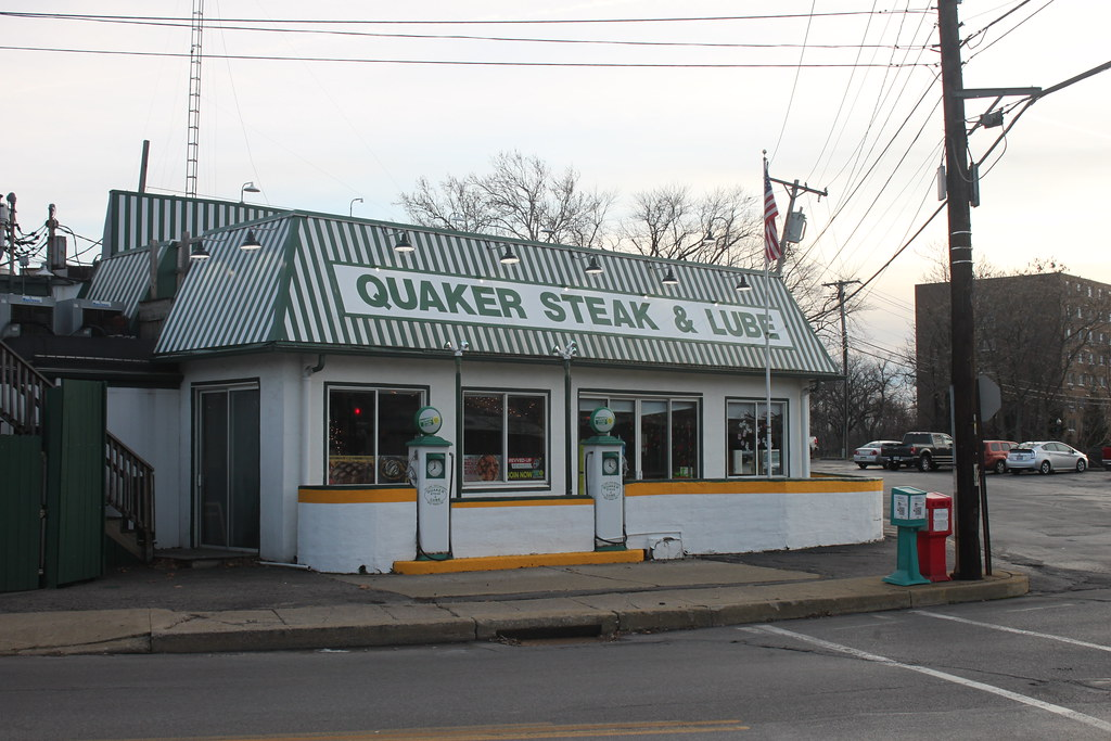Quaker steak and lube sharon pennsylvania