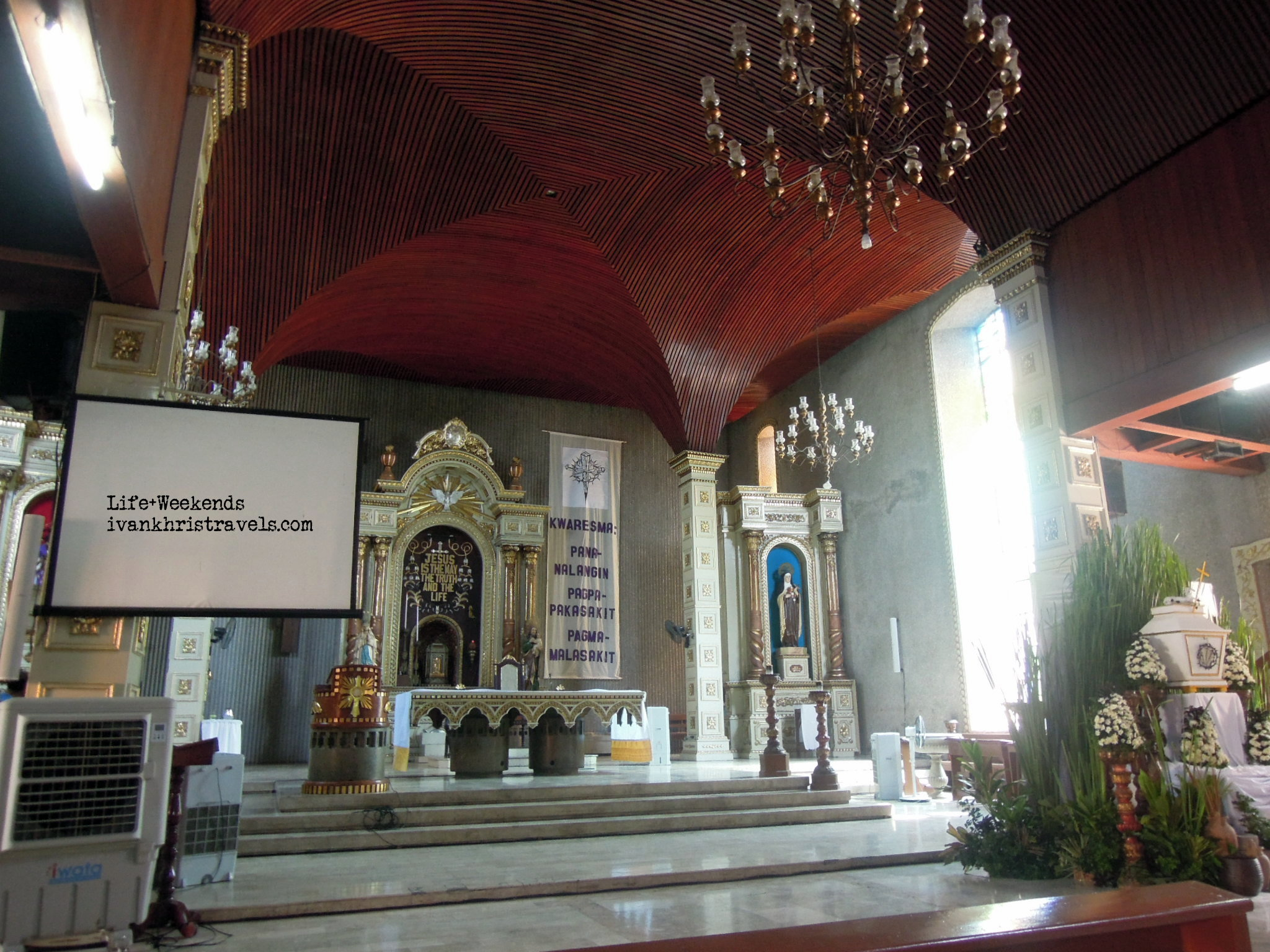 Churches in Nueva Ecija