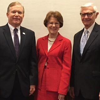 Had the pleasure this morning of serving on a keynote panel alongside Dr. Nancy Gray, President of Hollins University, and Dr. Taylor Reveley III, President of The College of William & Mary, at the 87th Annual Meeting of the Virginia Association of Colleg | by Scott D. Miller (President, Virginia Wesleyan Univ