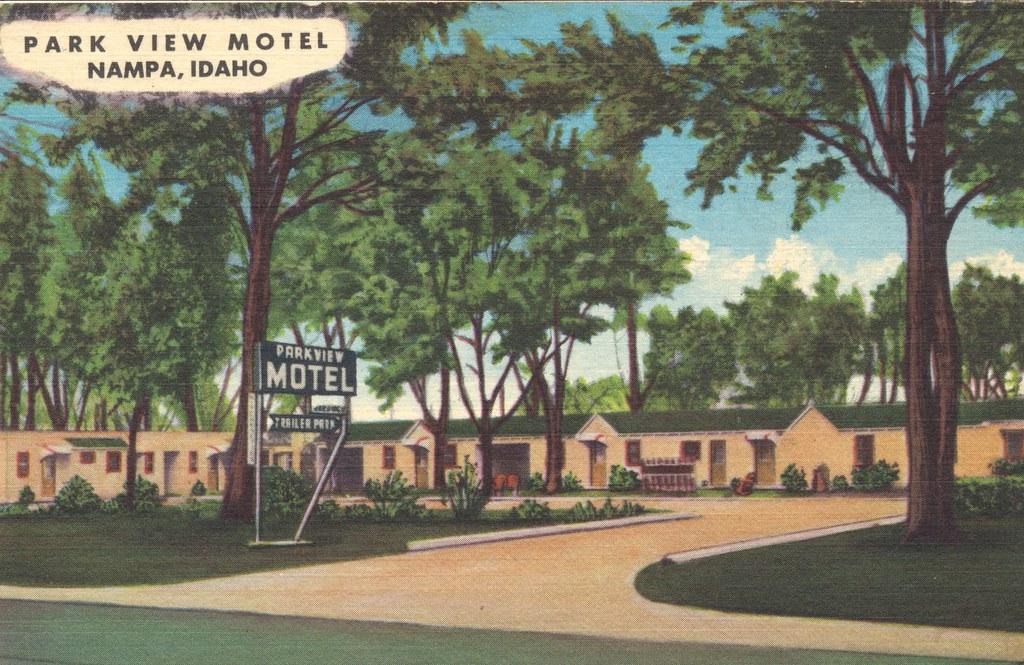 Park View Motel - Nampa, Idaho