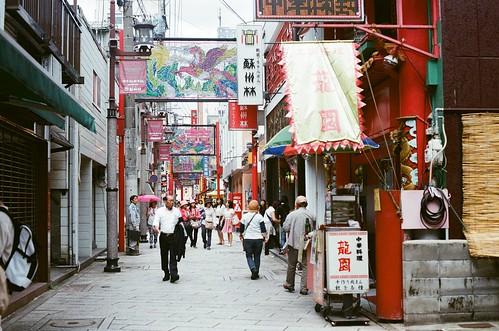 長崎新地中華街 長崎 Nagasaki