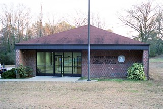 Midland, GA post office | by PMCC Post Office Photos