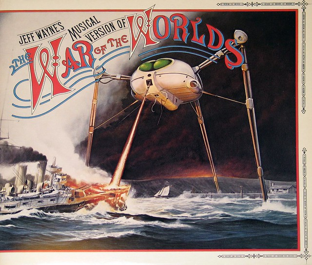 Jeff Wayne - War of the Worlds Philip Lynott (Thin Lizzy)