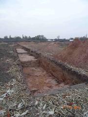 GCO - Tranchée pour les fouilles archéos !