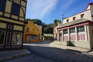 Universal Studio Tour: Little Europe | by Disney, Indiana