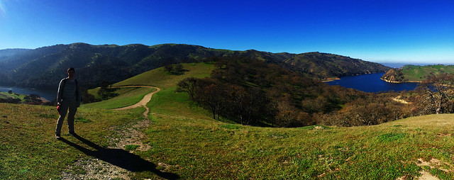 Best Winter Hikes In California: Del Valle Regional Park, California, USA