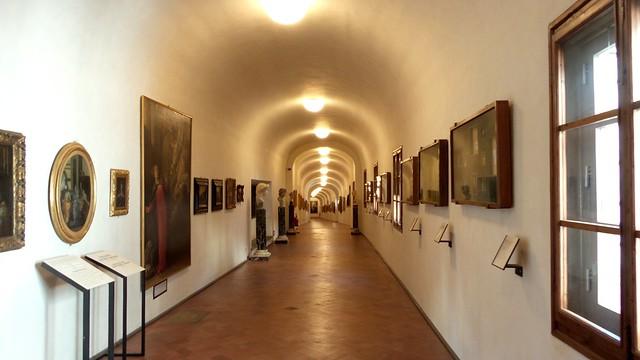 Corridoio Vasariano  7 novembre 2015  (g41)