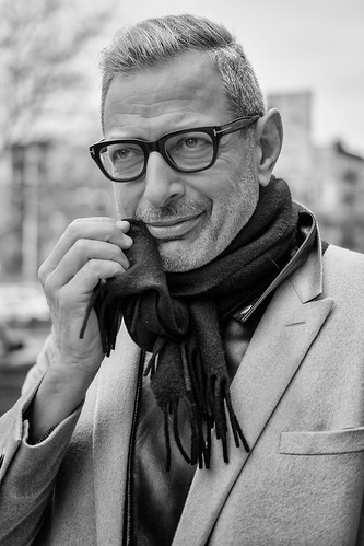 Jeff Goldblum | by luca.sartoni