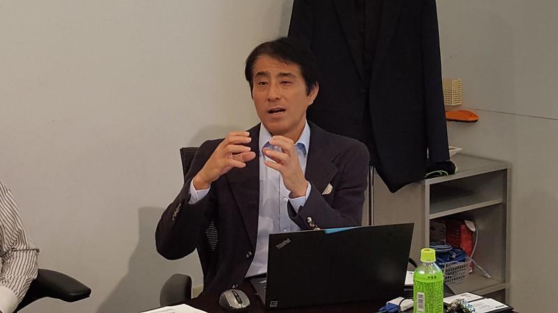 株式会社ヒューマンロジック研究所 古野俊幸氏