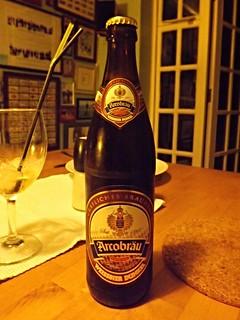 Arcobräu, Weissbier Dunkel, Germany
