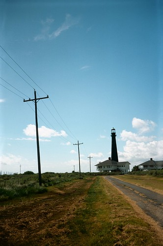 Bolivar Point Lighthouse