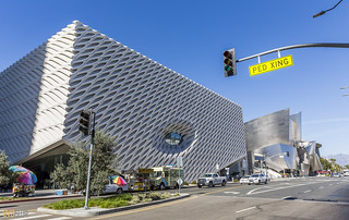The Broad Museum Los Angeles 02 | by Eva Blue