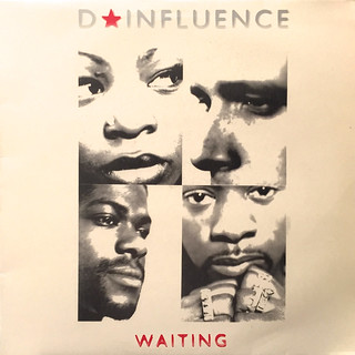 D-INFULENCE:WAITING(JACKET A) | by VINYL7 RECORDS