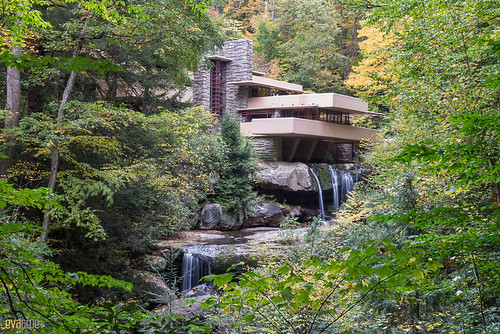 Fallingwater - Frank Lloyd Wright - 17 | by Eva Blue