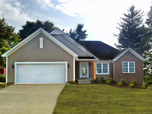 Custom davidson schumacher homes flickr for Davidson home builders