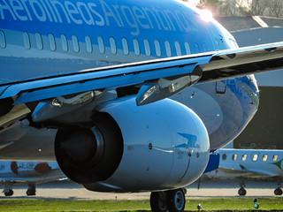 737 Aerolíneas Argentinas