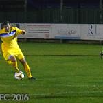 Redbridge FC v Barking FC - Tuesday October 25th 2016