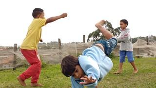 Capoeira no Tangará (10/2016)