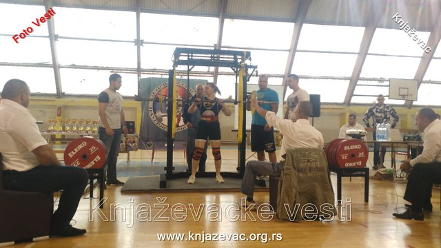 Peto državno prvenstvu u pauerliftingu Vladičin Han