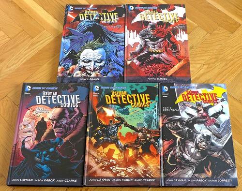Egmont - New52 02 Detective Comics
