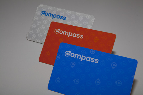 how to get refund for compass card
